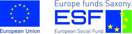 Funded by the European Union's European Social Fund (ESF).